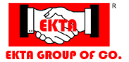 Ekta Group of Company Logo